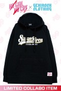 "【ゲキクロ限定】SILENT SIREN ""NO GIRL NO CRY"" Pullover Designed by RIPDW YELLOW"
