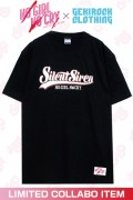 "【ゲキクロ限定】SILENT SIREN ""NO GIRL NO CRY"" S/S Tee Designed by RIPDW ORANGE"