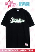 "【ゲキクロ限定】SILENT SIREN ""NO GIRL NO CRY"" S/S Tee Designed by RIPDW GREEN"