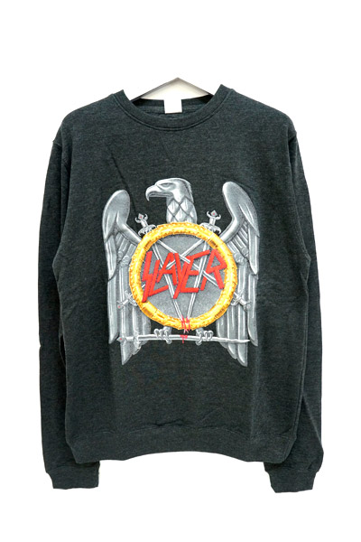 SLAYER Silver Eagle Sweat