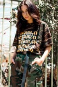 REBEL8 FUCKED UP TEE CAMO