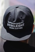 REBEL8 OUTLASTING SNAPBACK