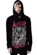 KILL STAR CLOTHING Crypt Hoodie