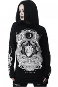 KILL STAR CLOTHING Never Surrender Long Sleeve Top