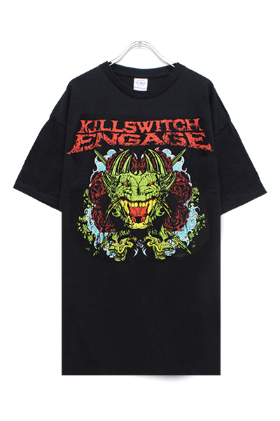 KILLSWITCH ENGAGE DRAGON T-Shirt