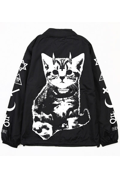 DEADHEARTZ Little Devil Coach Jacket