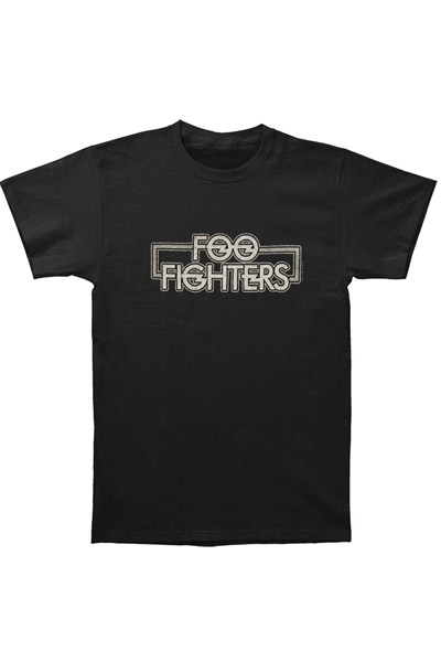 FOO FIGHTERS OUTLINED