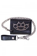FIVE FINGER DEATH PUNCH TRIFOLD CHAIN Wallet
