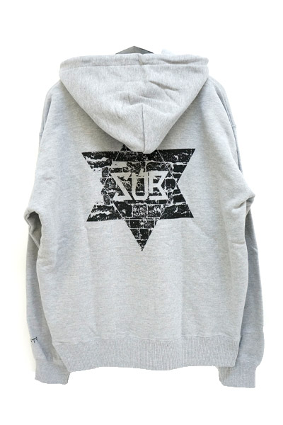 Subciety (サブサエティ) PARKA-David brick- GRAY