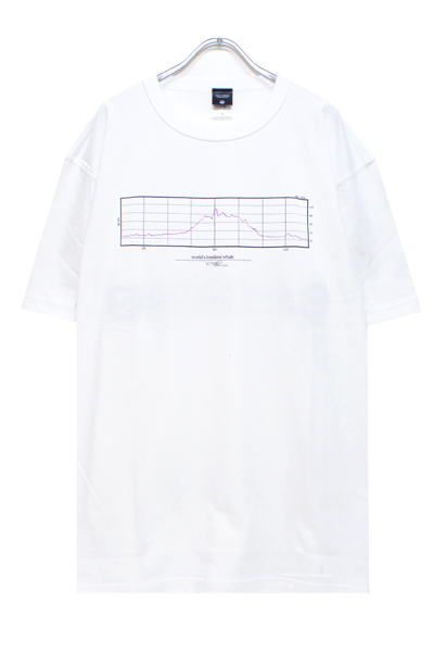 isxnot(イズノット) whale tee White
