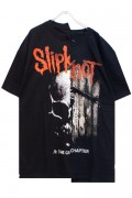 UNUSUAL REMAKE BAND T-SHIRTS (SLIPKNOT)2