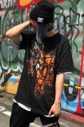 UNUSUAL REMAKE BAND T-SHIRTS (SLIPKNOT)3