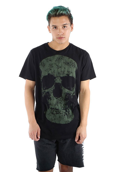 IRON FIST CLOTHING DEAD BUDS S/S TEE BLACK