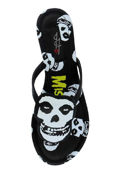 IRON FIST CLOTHING MISFITS FLAT SANDAL