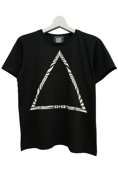 Hypocrite (ヒポクリット) The Psytrianglers Tee BLACK