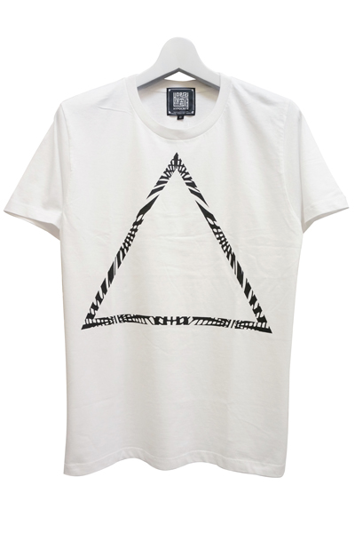 Hypocrite (ヒポクリット) The Psytrianglers Tee WHITE