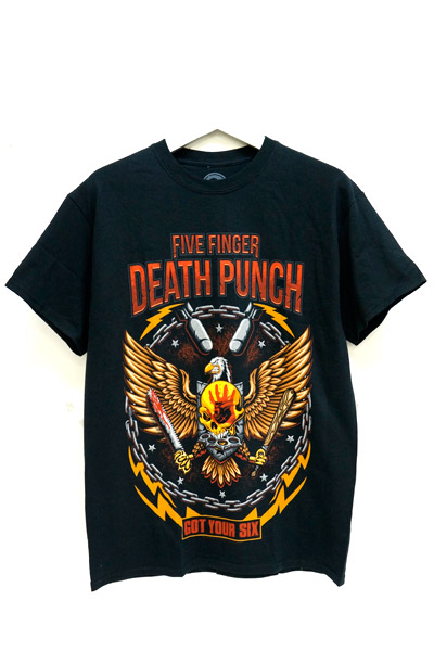 FIVE FINGER DEATH PUNCH EAGLE PUNCH