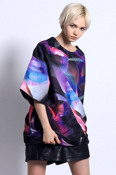 PARADOX SUPER BIG TEE(REVERIE)