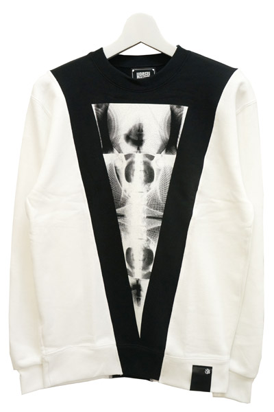 Hypocrite (ヒポクリット) The Spinal cord Sweat Light WHT