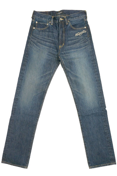 NineMicrophones DENIM-Eternal- - INDIGO-HARD_WASH