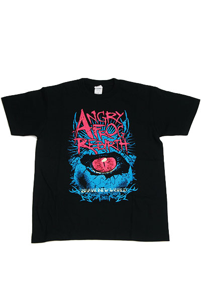 ANGRY FROG REBIRTH BRAVE NEW WORLD TEE