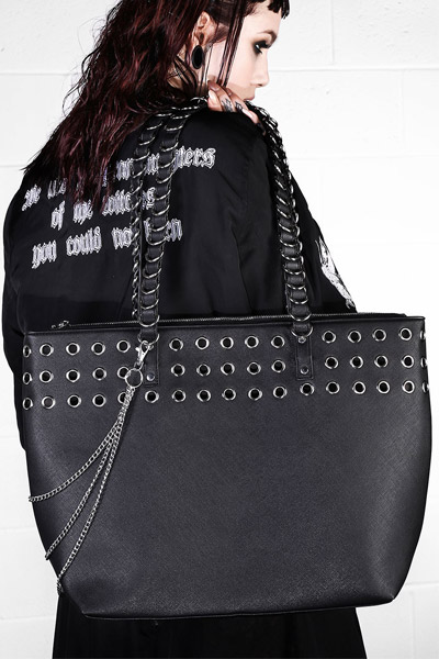 DISTURBIA CLOTHING VOID BAG