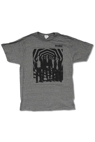 INCUBUS Zone Tour Slim Fit T-shirt