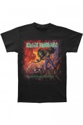 IRON MAIDEN From Fear To Eternity Album-Black T-shirt