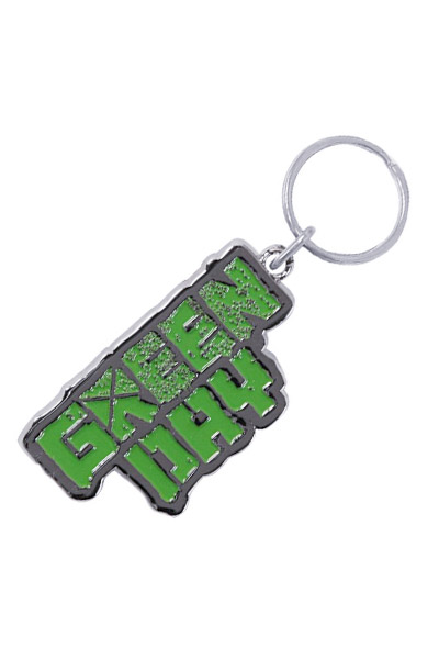 GREEN DAY LOGO KEY CHAIN