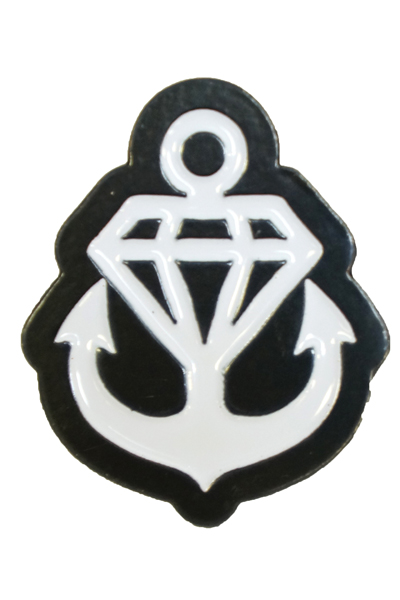 STAY SICK CLOTHING Anchor Logo 1