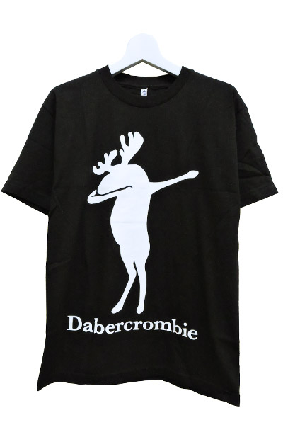 STAY SICK CLOTHING Dabercrombie Black