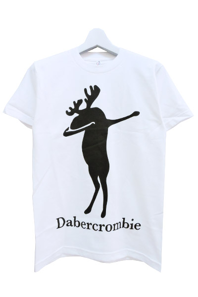 STAY SICK CLOTHING Dabercrombie White