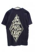 RIP DESIGN WORXX ダイヤモンドカードTシャツ BLACK