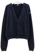 NineMicrophones CARDIGAN BLACK