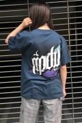RIP DESIGN WORXX サーフロゴTシャツ OLD NAVY