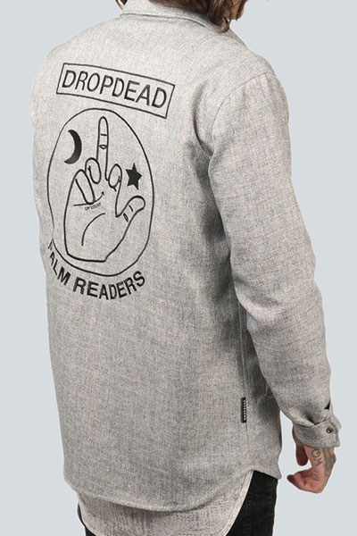 DROP DEAD CLOTHING Psyched Out Jacket
