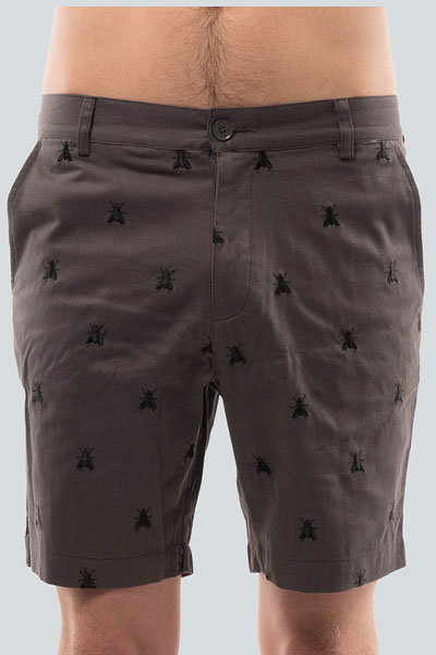 DROP DEAD CLOTHING Buzzing Chino Shorts