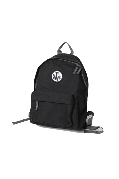 PSYCHOLOGICAL METAMORPHOSIS PLMP BACK PACK BLACK