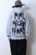 NineMicrophones PARKA-FAINT- GRAY