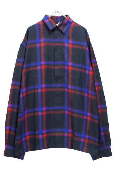 PARADOX - PRDX CHECK SHIRTS RED