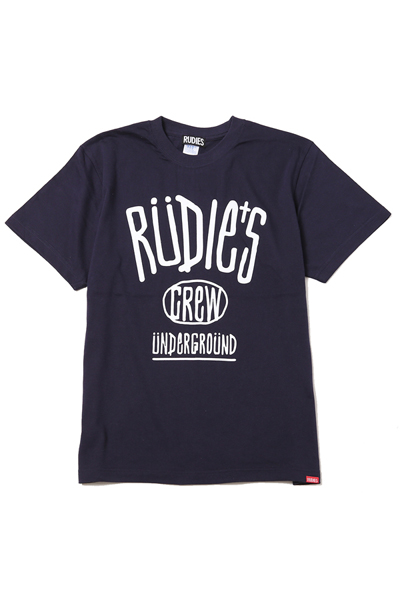 RUDIE'S DRAWING-T NAVY