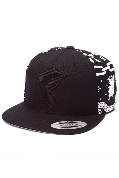 FAMOUS STARS AND STRAPS LINKED UP SNAPBACK