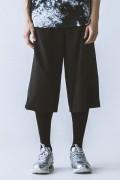 PARADOX - GAUCHO PANTS BLACK