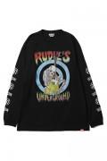 RUDIE'S GUITARBONES LS-T BLACK