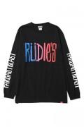 RUDIE'S DRAWING LS-T BLACK