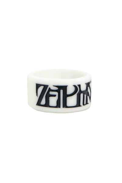 Zephyren (ゼファレン) RUBBER RING -VISIONARY- WHITE