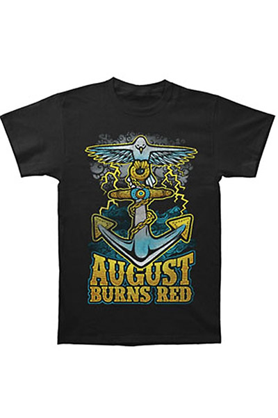 AUGUST BURNS RED DOVE