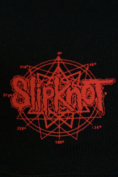 slipknot logo beanie 渋谷のロックファッション 通販 gekirock clothing