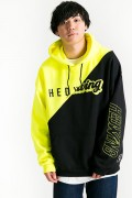 HEDWiNG Cross Cut Hoodie type D