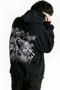 HEDWiNG Silent Flight Hoodie Black